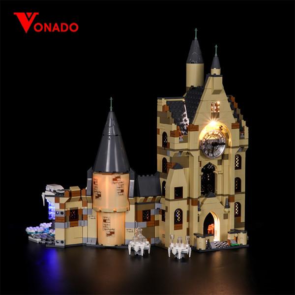 Hogwarts™ Clock Tower Light Kit for 75948