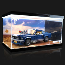 Acrylic Display box - Ford Mustang #10265