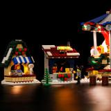 Winter Village Market Light Kit for 10235