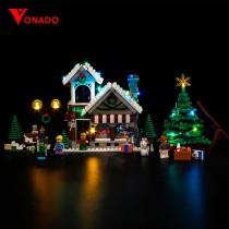 Winter Toy Shop Light Kit for 10249