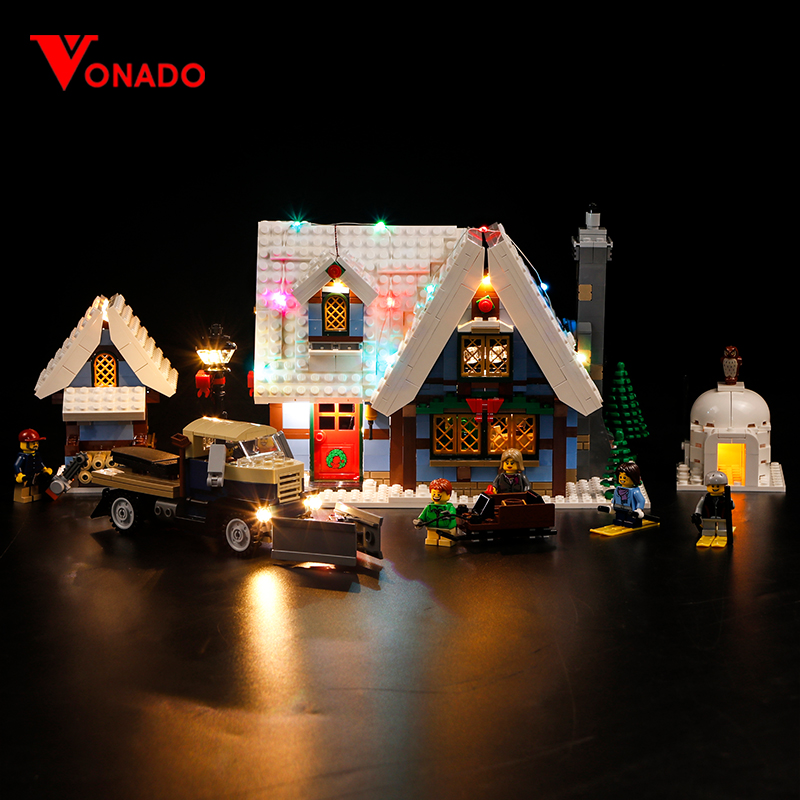 WINTER VILLAGE COTTAGE - 10229
