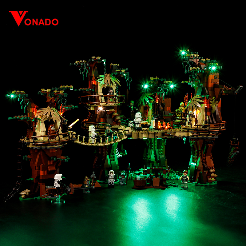 Ewok™ Village Light Kit for 10236