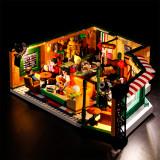 Ideas Central Perk Light Kit for 21319