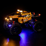 4X4 X-treme Off-Roader Light Kit for 42099