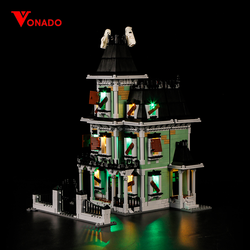 Haunted House Light Kit for 10228