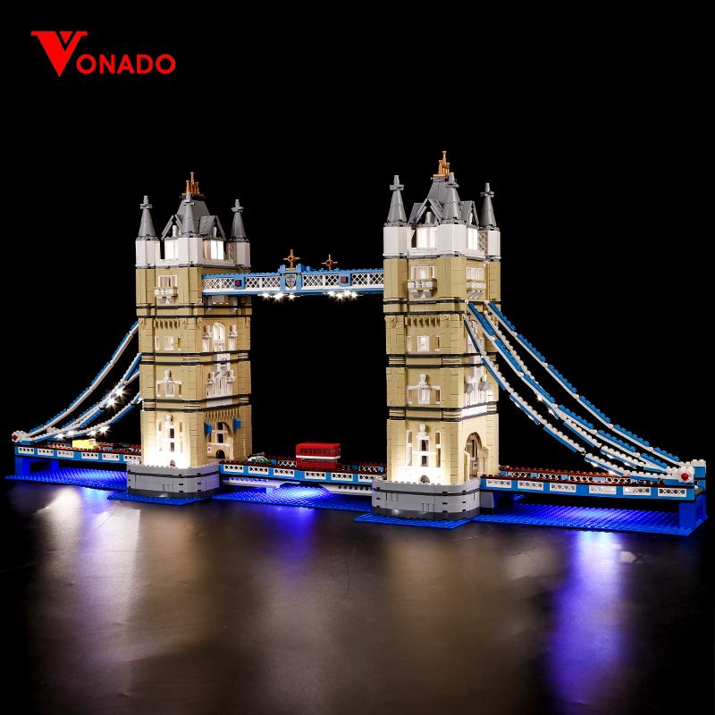 Tower Bridge Light Kit for 10214