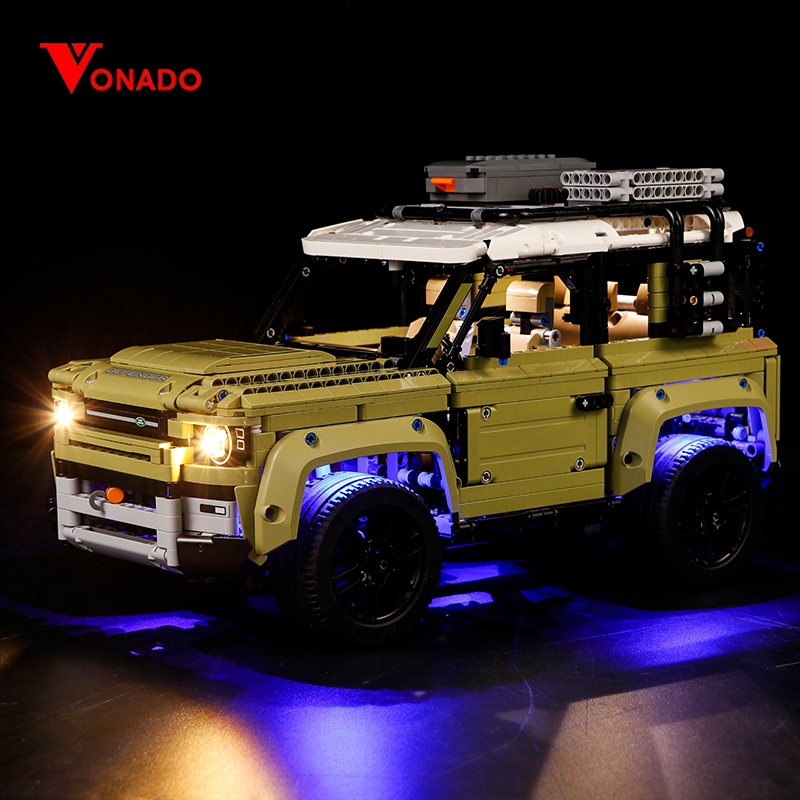 Technic™ Land Rover Defender 42110