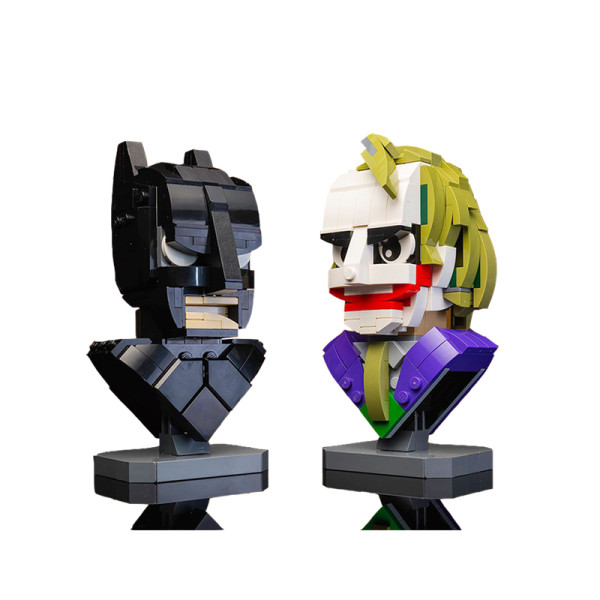 Dark Knight Bust Collection