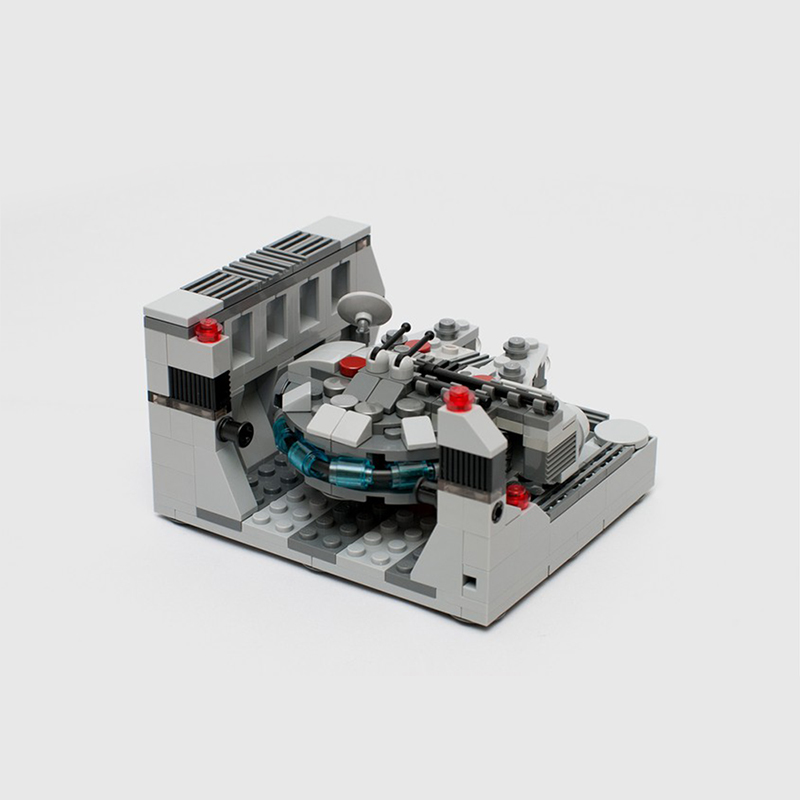 Docking Bay for Mini Millennium Falcon