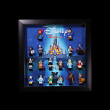 Building Blocks minifigs Showing Photo Frame