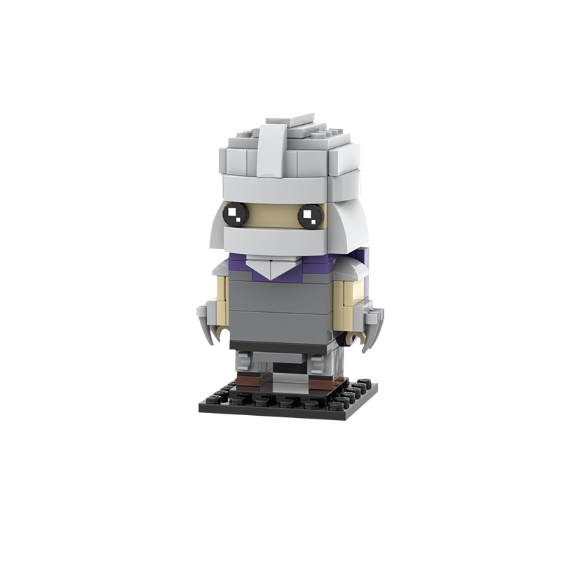 MOC-29634 Shredder Brickhead