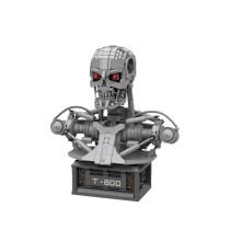 MOC - Terminator T-800 Bust By Martin Latta