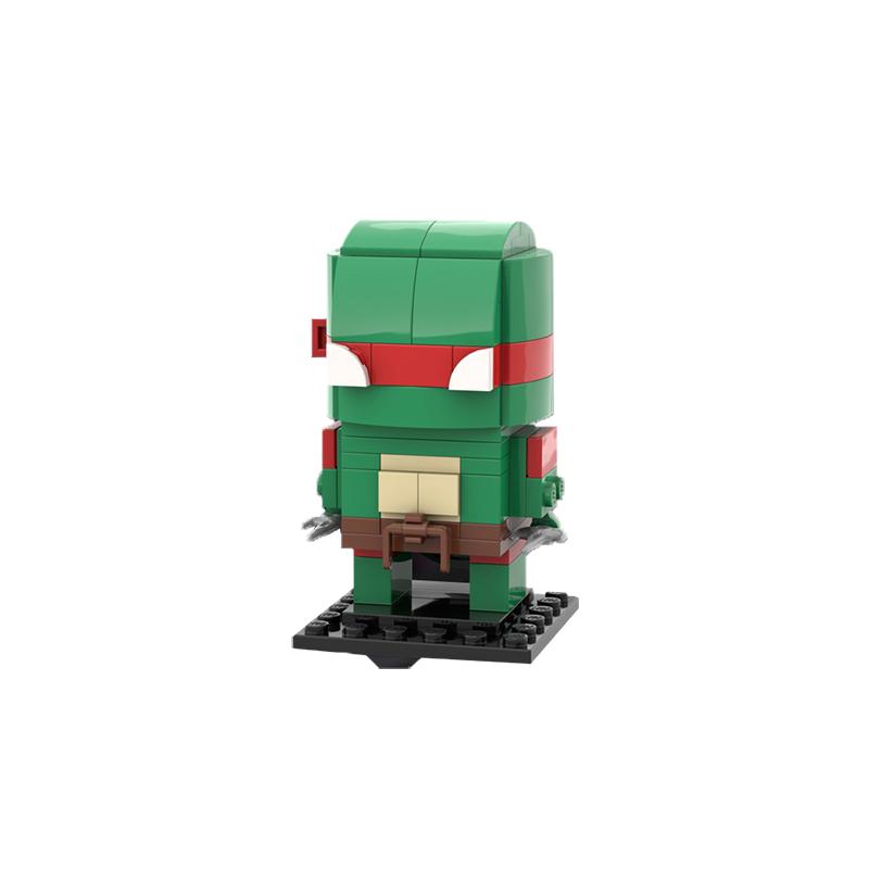 MOC-18375 Brickheadz - Raphael