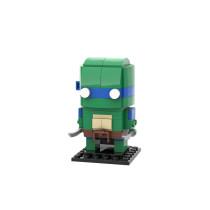 MOC-18376 Brickheadz - Leonardo