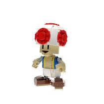 MOC-13505 Custom Toad Figure