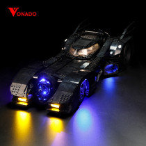 1989 Batmobile Light Kit for 76139