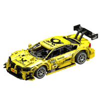 MOC-4142 BMW M4 DTM 1:10 racecar with PF & Stickers