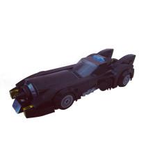 MOC-12017 1989 Batmobile 1989