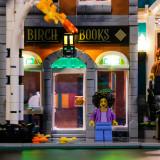 Bookshop Light Kit for 10270