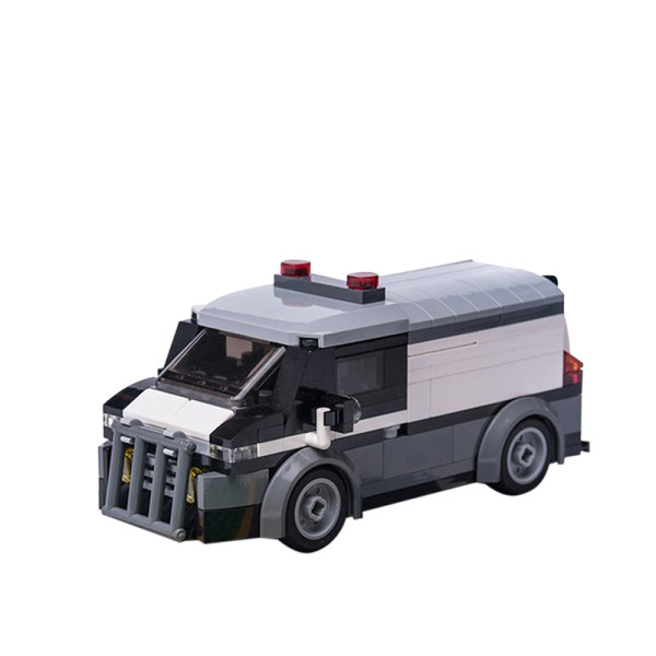 MOC-10173 Bank money transporter