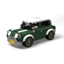 MOC-9296 Speed Champions MINI Cooper