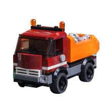 MOC-6343 2017 legocity dump truck