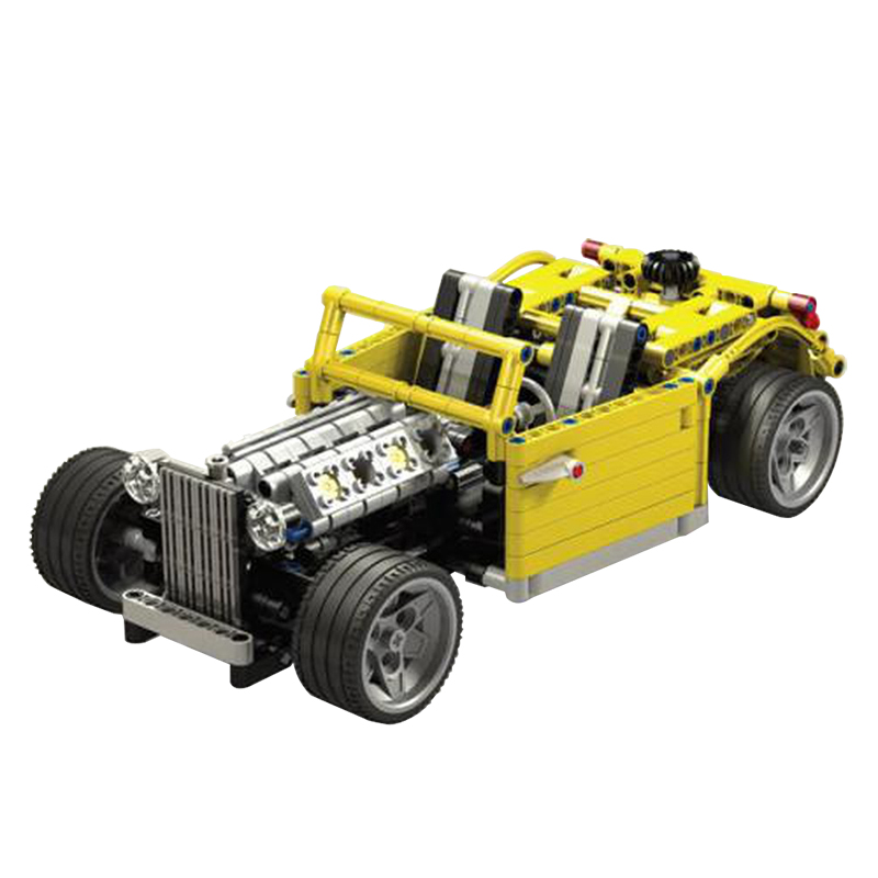 MOC-0160 Chopped Hot Rod