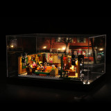 Acrylic Display box - Ideas Central Perk 21319