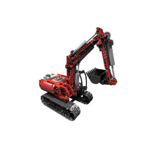 MOC-14261 Red Excavator