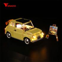 Fiat 500 # Light Kit for 10271