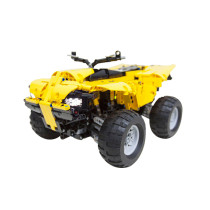 MOC-2543- Technic RC Quad Bike