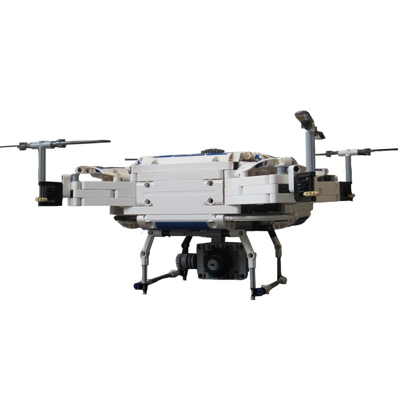 MOC-7259 Technic Drone #1
