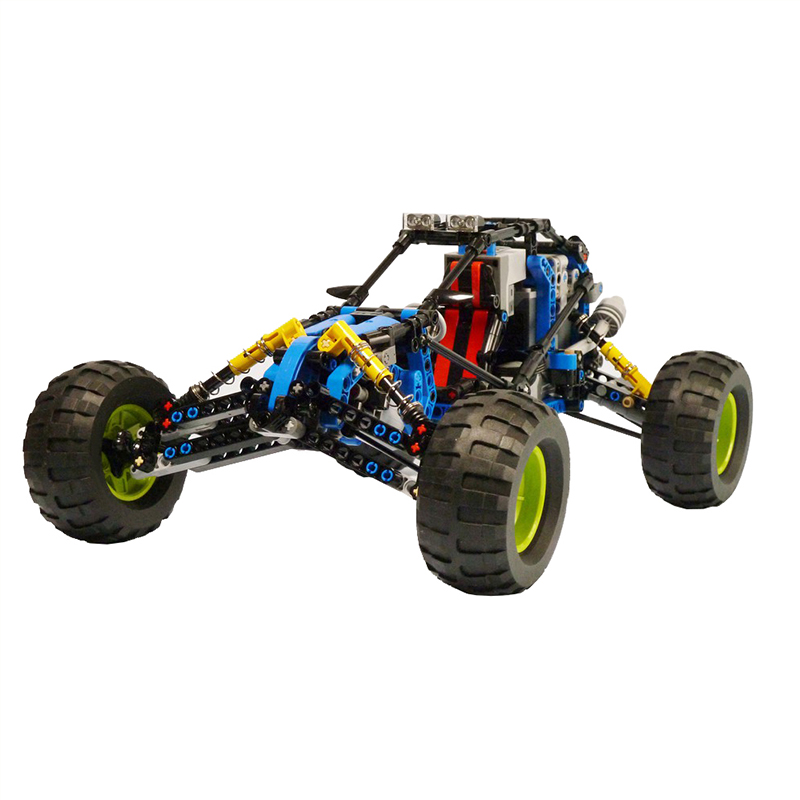 MOC-3028 Blue Lightning Buggy