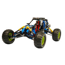 MOC-3028 Blue Lightning Buggy