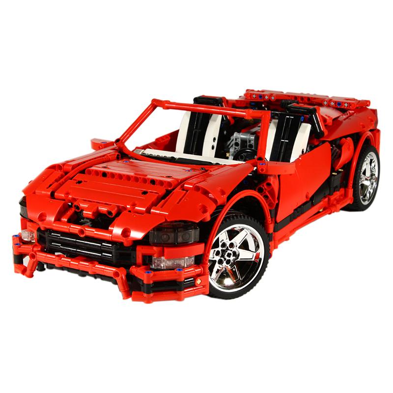 MOC-1893-Phantasm Twin Turbo - Red