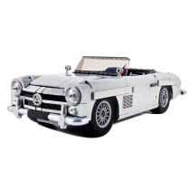 MOC-37263 10262 - Mercedes-Benz 300SL Roadster -B-Model