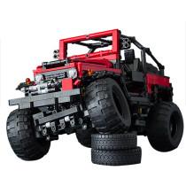 MOC-4889 FJ40 Crawler