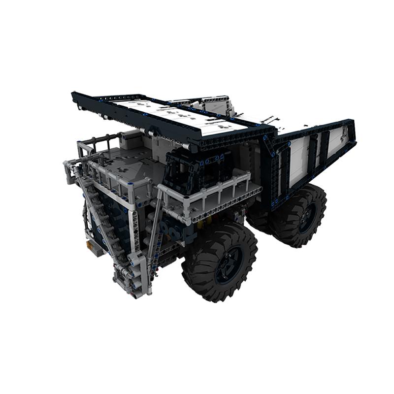 MOC-29973 Custom RC Mining Dump Truck Muldenkipper
