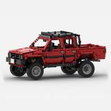 MOC-29256 Toyota Hilux Double cab (n50) 1983-1988