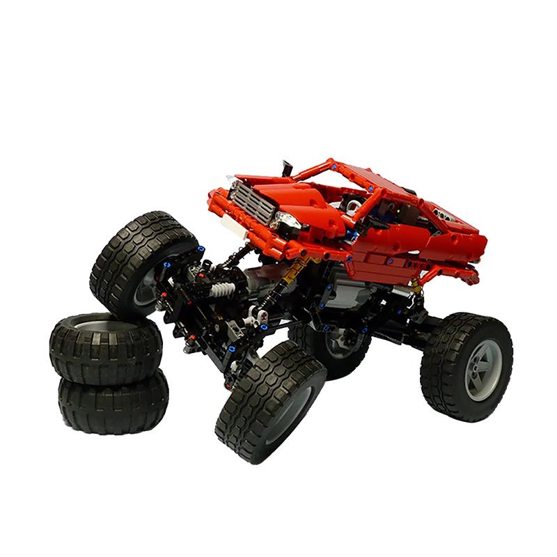 MOC-2041 Rock Crawler