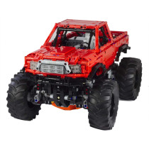 MOC-26278  Monster Truck With Automated Differential Lock