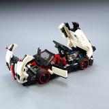 MOC-22208 Pagani Zonda Cinque Roadster