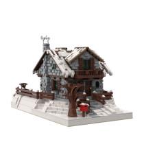 MOC-38793 Winter Chalet