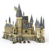 C4195 Hogwart's Castle (71043) Epic Extension MOC-30884
