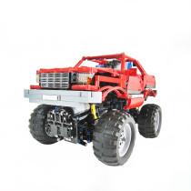 Technic MOC Monster Truck MOC-2168
