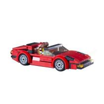 Technic MOC Ferrari 308 GTS from Magnum PI MOC-13764