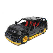 Technic MOC RC Sports Hatchback MOC-4828