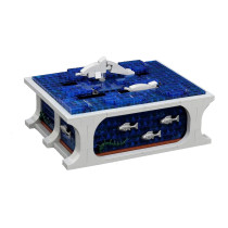 Technic MOC Swimming Dolphins MOC-41832