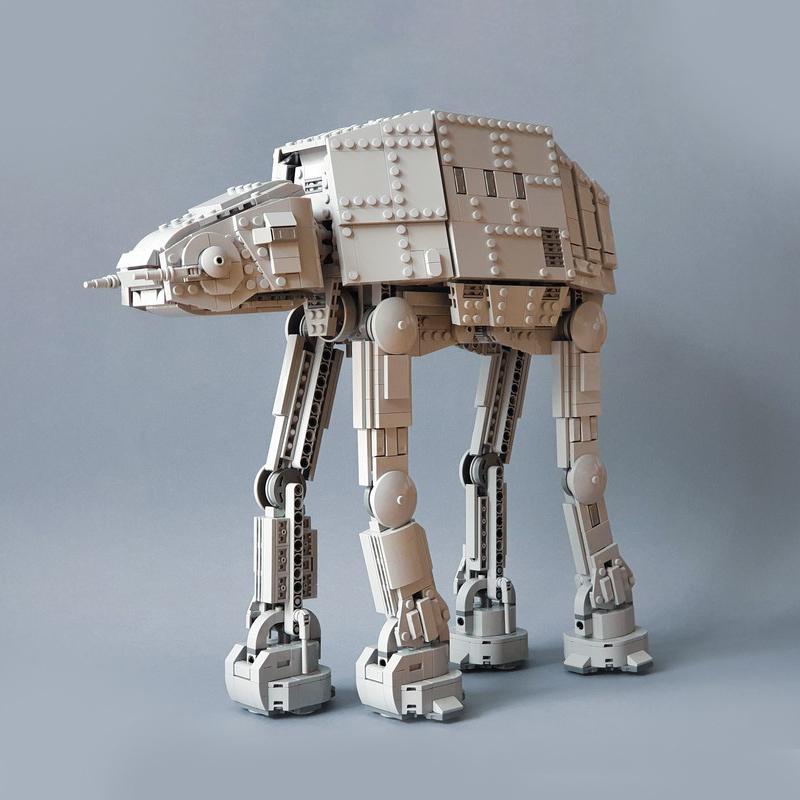 Star Wars MOC First Order AT-AT Walker MOC-33810