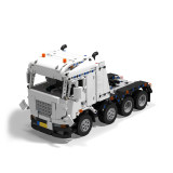 Technic MOC 8x4 Heavy duty truck (RC) MOC-17197